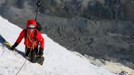 360-Grad-Video von Eiger Nordwand-Besteigung