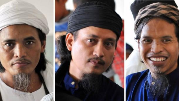 Drei Bali-Bomber hingerichtet