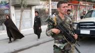 Dutzende Tote nach Anschlag auf Moschee