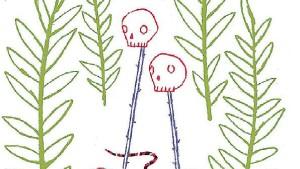 Dschungelcamp mit Wildsaubesuch