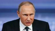 Hat Putin die Ermordung von Litwinenko gebilligt?