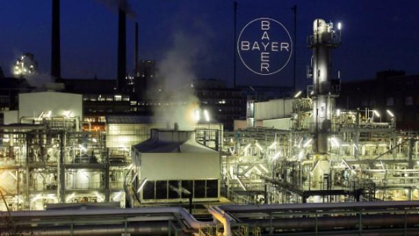 Bayer bringt zwei Konzernteile wieder in die Spur