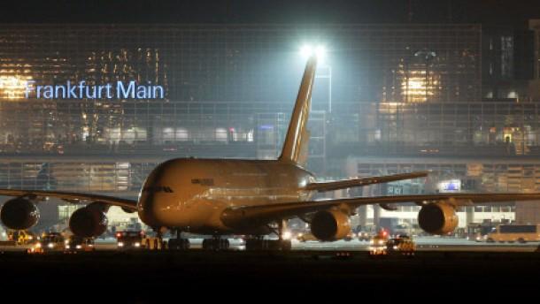 Lufthansa verlangt von Fraport Zugeständnisse bei Gebühren