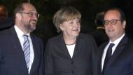 Merkel lehnt Schuldenschnitt erneut ab