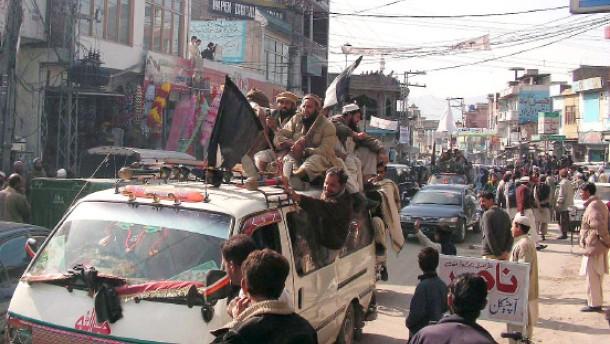 """Islamisten versprechen eine """"unbegrenzte Waffenruhe"""""""