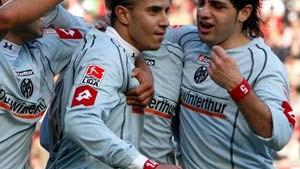 Bei Bayer Leverkusen sorgt nur Calmund für Wirbel