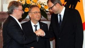 Präsident Voßkuhle - kein Ersatzmann