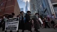 Demos gegen Israels Krieg