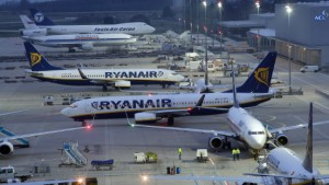 Ryanair setzt sich am Flughafen Hahn durch