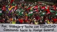 Tausende demonstrieren gegen spanische Sparpolitik