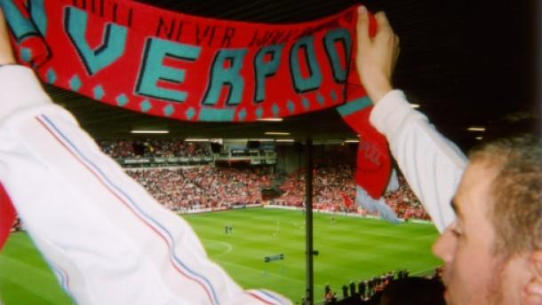 Anfield - ein Ort fürs kostbare Irrationale des Fußballs