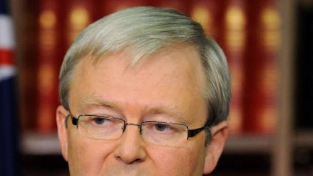 Der sinkende Stern des Kevin Rudd