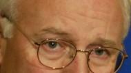 Amerikanischer Vizepräsident Dick Cheney