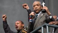 Proteste am Rande der Oscarverleihung