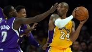 Kobe Bryant verkündet sein Karriereende