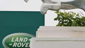 Inder übernehmen Land Rover und Jaguar
