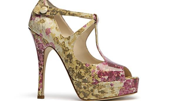 Mit edlen Düften und Schuhen steinreich werden