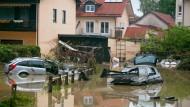 Mindestens fünf Tote bei Hochwasser in Bayern