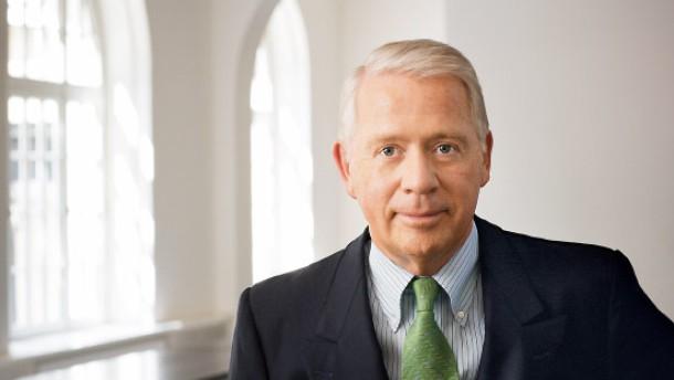 Der Eon-Architekt Ulrich Hartmann tritt zurück
