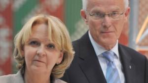 SPD will keine große Koalition mit der CDU