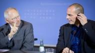 Varoufakis wirbt für Überbrückungsprogramm bis Ende Mai
