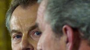 Bush und Blair gestehen Fehler in Irak-Politik ein