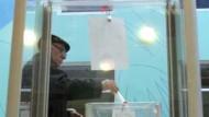 Wahlbetrug in der Ukraine befürchtet