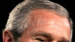 Eine unübersichtliche Affäre für Bush