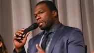 Rapper 50 Cent stellt Insolvenzantrag