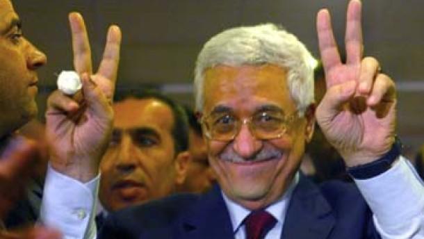 Abbas siegt, Scharon kämpft