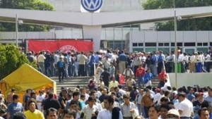 Bei Volkswagen stehen die Zeichen auf Streik