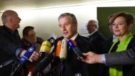 Freispruch für Deutsche-Bank-Chef und frühere Vorstände
