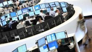 Investoren warten auf die Fortsetzung der Korrektur