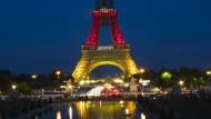 Fassungslosigkeit in München, Solidarität in Paris