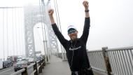 Amerikaner läuft über 100 Marathons in 100 Tagen