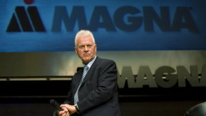 Magna will weniger als 20 Prozent an Opel