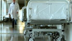 Geld für  Krankenhäuser