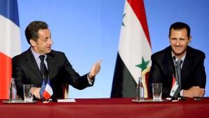 Sarkozys historischer Kraftakt