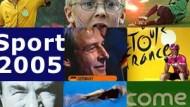 Sportbilder des Jahres 2005
