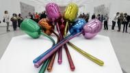 Neubau für moderne Kunst eröffnet in Los Angeles