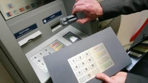 Geldautomat zwei