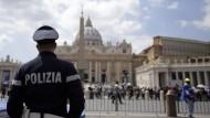 Mögliches Attentat auf den Vatikan verhindert