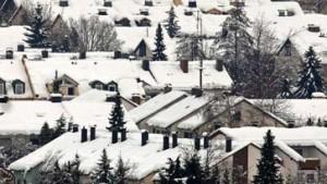 Katastrophenalarm wegen Schneemassen
