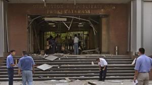 Tote bei Anschlägen vor westlichen Botschaften in Taschkent