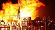 Gedenken an Londoner Feuersbrunst