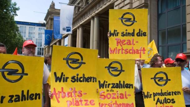 CDU heizt die Spekulation um Opel an