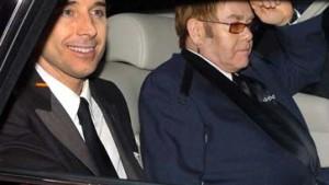 Party mit Prominenten: Taufe bei den Beckhams