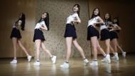 Früh übt sich, wer K-Pop-Star werden will