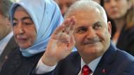 Regierungspartei wählt Yildirim zum neuen Vorsitzenden
