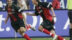 Eintracht bindet Amanatidis und Meier bis 2010